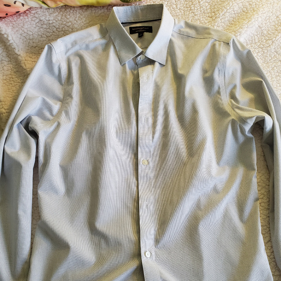 Banana Republic Factory Other - BR Non-Iron Slim Fit Dress Shirt NWOT